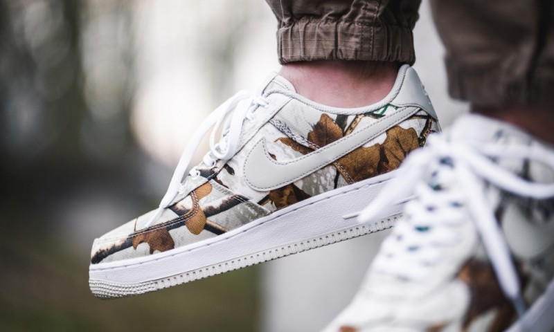"""Nike Air Force 1 Low """"Realtree Camo"""" 5"""