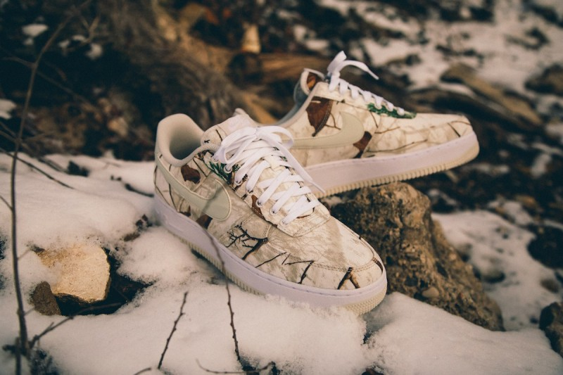 """Nike Air Force 1 Low """"Realtree Camo"""" 9"""