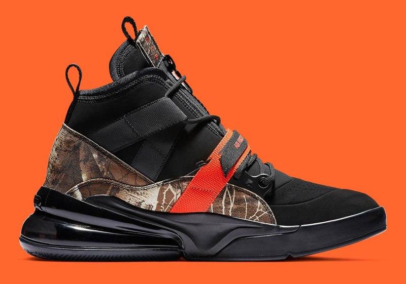 "Nike Air Force 270 ""Realtree"" 3"