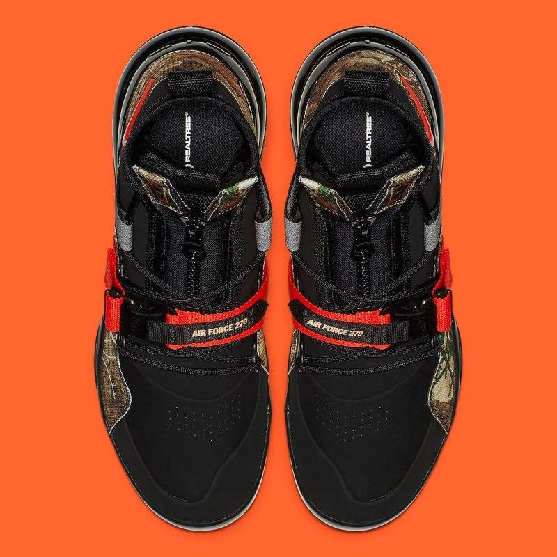 "Nike Air Force 270 ""Realtree"" 4"