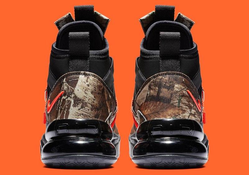 "Nike Air Force 270 ""Realtree"" 5"