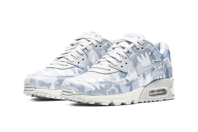 "Nike Air Max 90 ""Pure Platinum:Summit White"" 1"