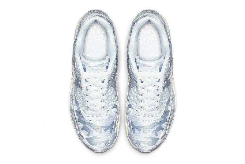 "Nike Air Max 90 ""Pure Platinum:Summit White"" 3"