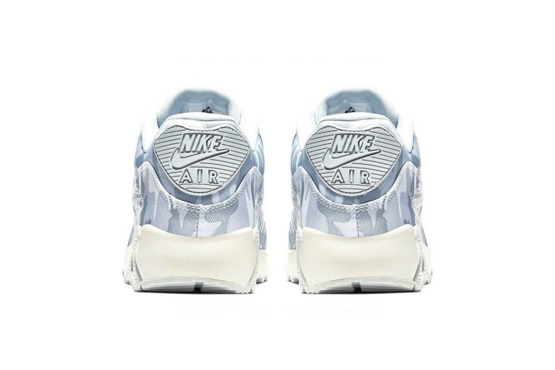 "Nike Air Max 90 ""Pure Platinum:Summit White"" 4"