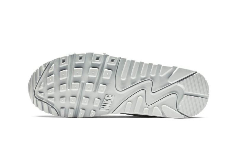 "Nike Air Max 90 ""Pure Platinum:Summit White"" 5"