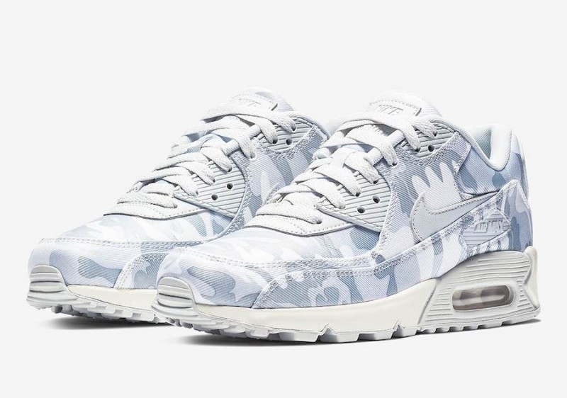"""Nike Air Max 90 """"Pure PlatinumSummit White"""" Review"""