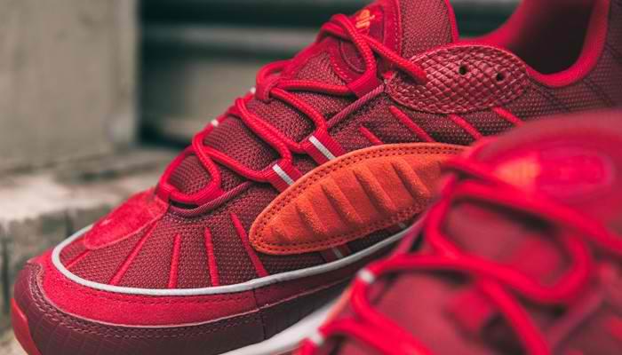 Nike Air Max 98 Team Red 6
