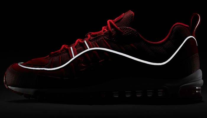 Nike Air Max 98 Team Red 7