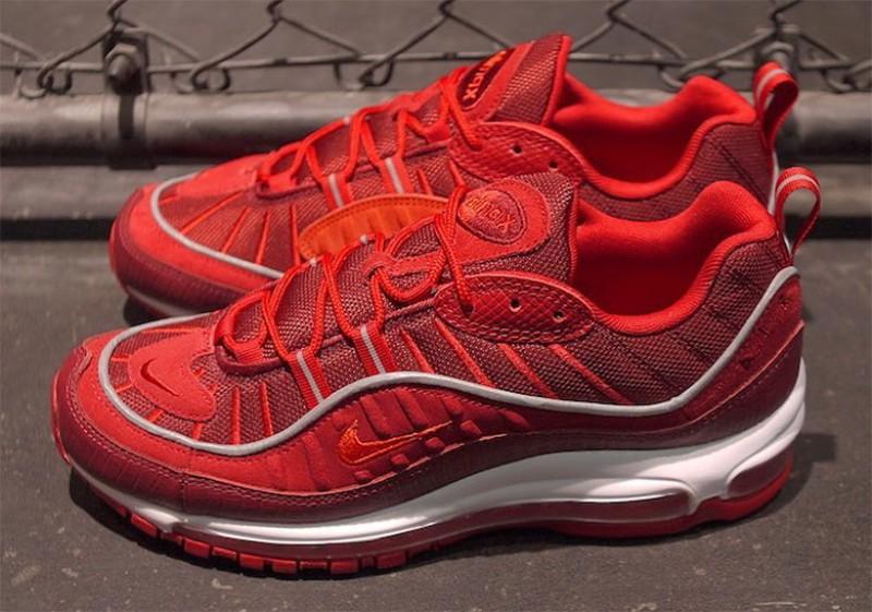 Nike Air Max 98 Team Red 8