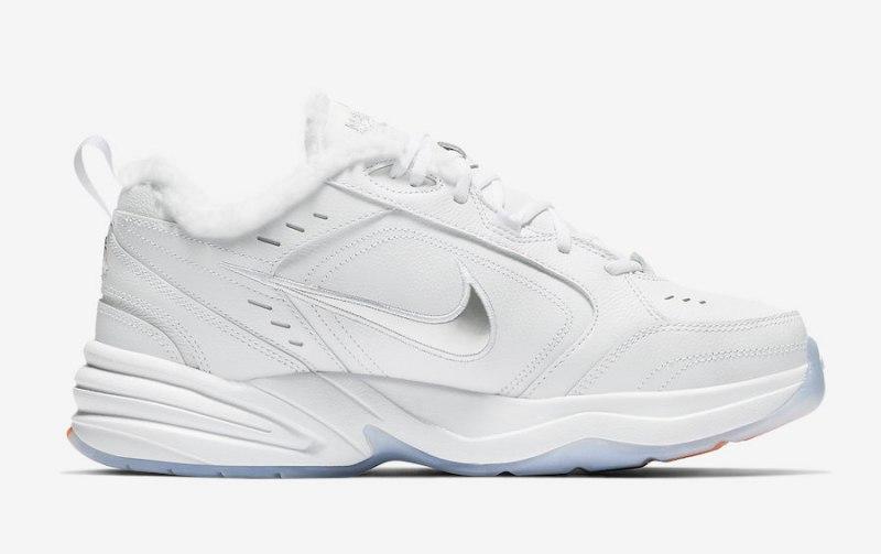 "Nike Air Monarch IV ""Snow Day"" 5"