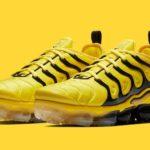 "Nike Air VaporMax Plus ""Yellow:Black"" 1"