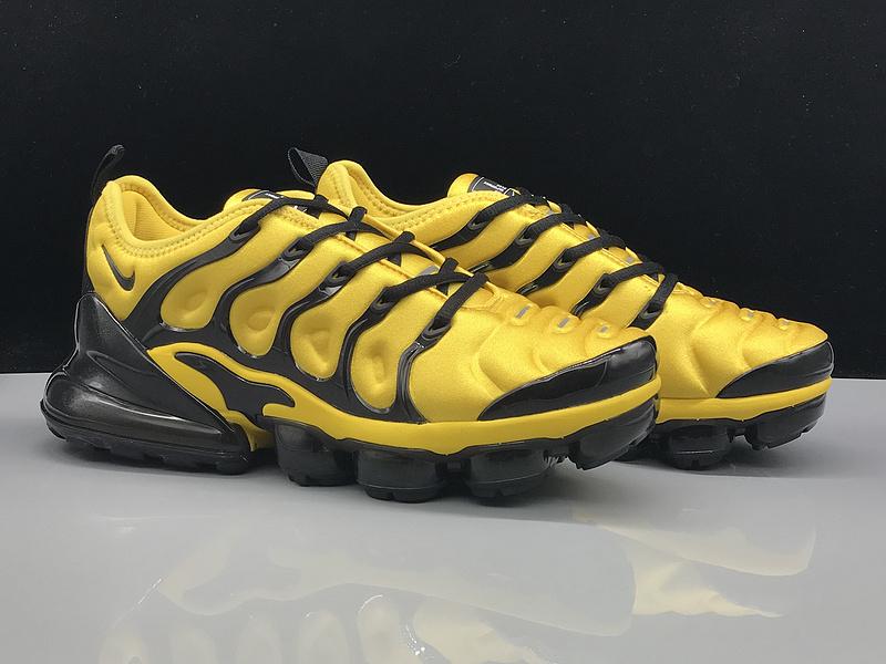 "Nike Air VaporMax Plus ""Yellow:Black"" 10"