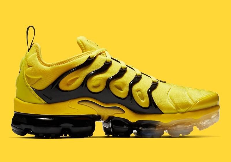 "Nike Air VaporMax Plus ""Yellow:Black"" 2"