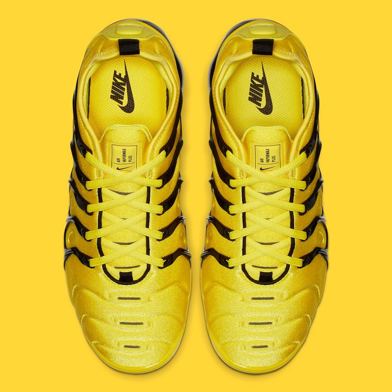 "Nike Air VaporMax Plus ""Yellow:Black"" 3"