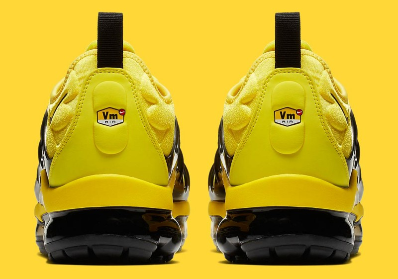 "Nike Air VaporMax Plus ""Yellow:Black"" 4"