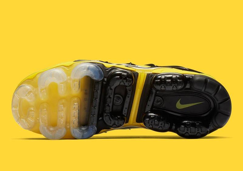 "Nike Air VaporMax Plus ""Yellow:Black"" 5"