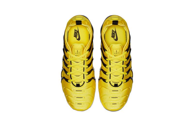 "Nike Air VaporMax Plus ""Yellow:Black"" 7"