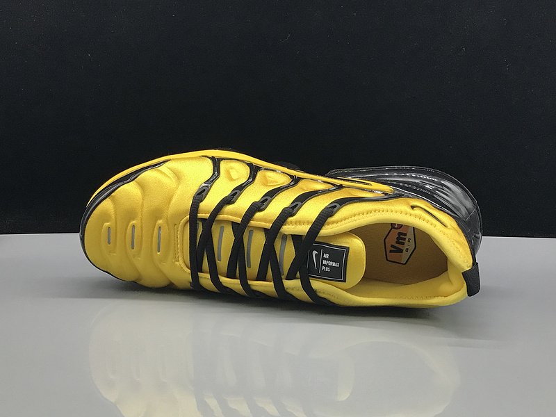"Nike Air VaporMax Plus ""Yellow:Black"" 8"