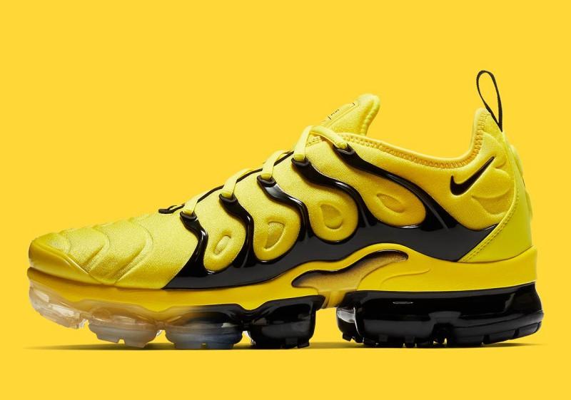 "Nike Air VaporMax Plus ""Yellow:Black"""