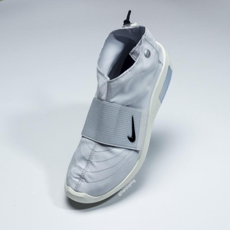 Nike Air x Fear of God Moccasin Light Bone 1