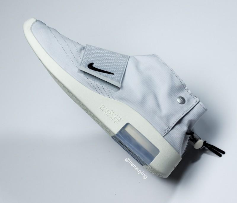 Nike Air x Fear of God Moccasin Light Bone 3
