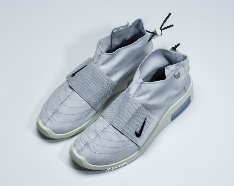 Nike Air x Fear of God Moccasin Light Bone 5