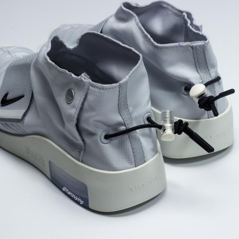 Nike Air x Fear of God Moccasin Light Bone 8
