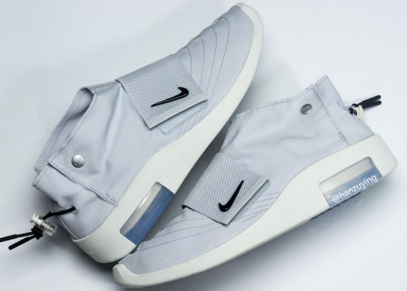 Nike Air x Fear of God Moccasin Light Bone