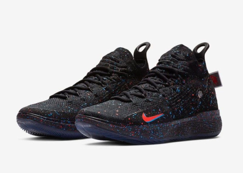 """Nike KD 11 """"Just Do It"""" Speckled 4"""