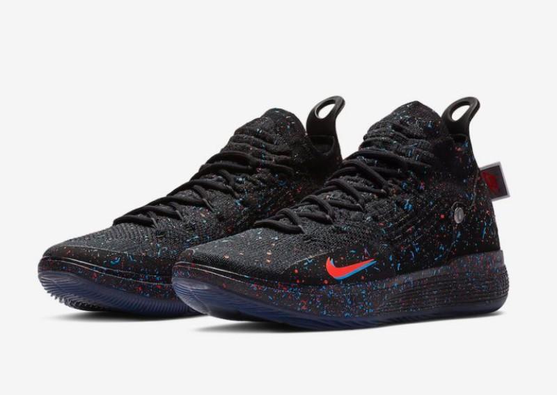 """c5de491d1e7a Nike KD 11 """"Just Do It"""" Speckled Review"""
