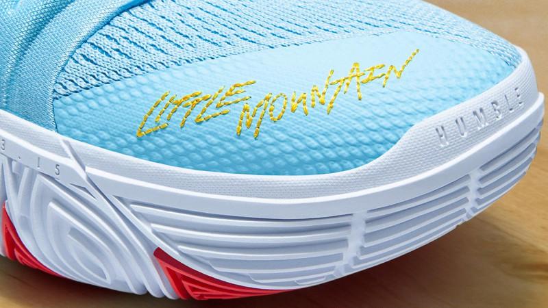 """Nike Kyrie 5 PE """"Little Mountain"""" 1"""