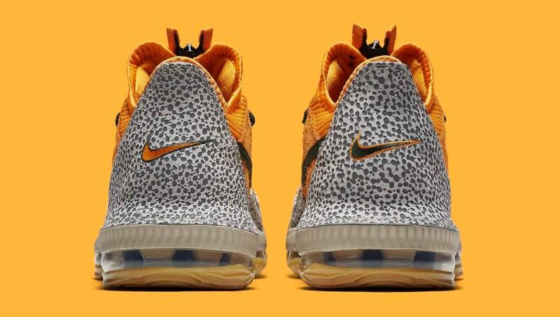 Nike LeBron 16 Low Safari 4
