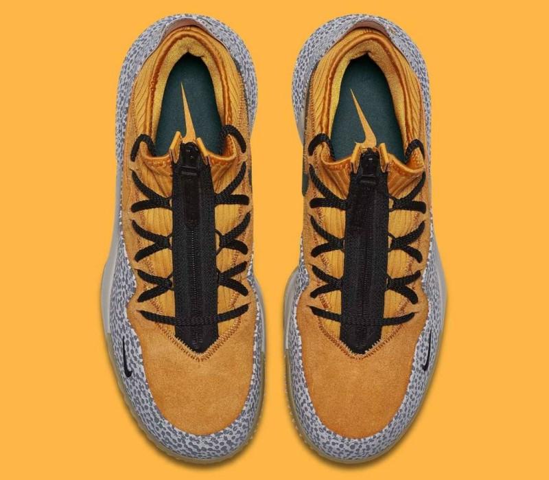Nike LeBron 16 Low Safari 5