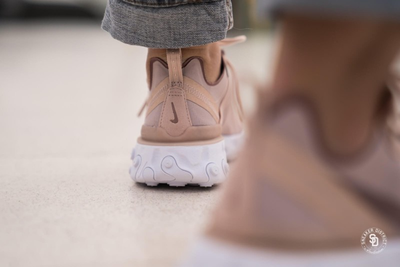 Nike React Element 55 Particle Beige 5