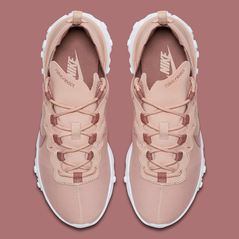 Nike React Element 55 Particle Beige 9