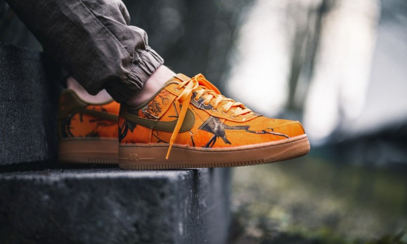 Nike x Realtree Air Force 1 '07 LV8 3 Camo Pack 10