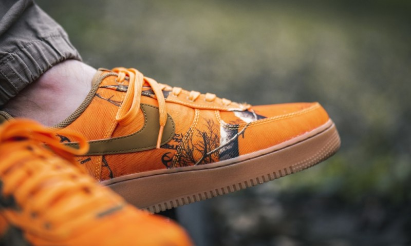 Nike x Realtree Air Force 1 '07 LV8 3 Camo Pack 11