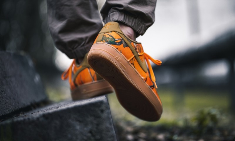 Nike x Realtree Air Force 1 '07 LV8 3 Camo Pack 12