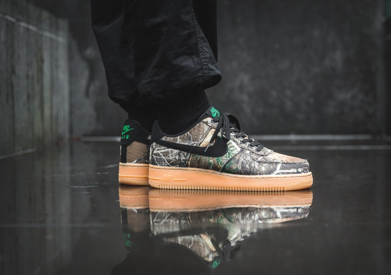 Nike x Realtree Air Force 1 '07 LV8 3 Camo Pack 13