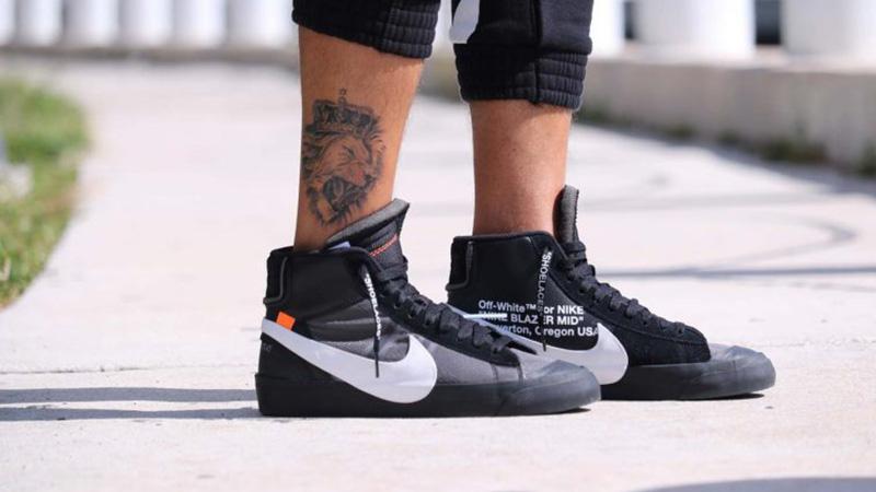 "Off-White™ x Nike Blazer Mid Grim Reaper"" 1"