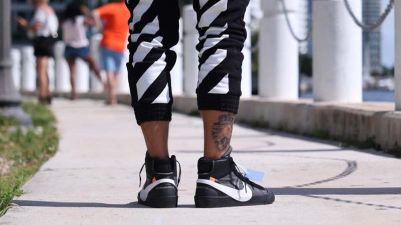 "Off-White™ x Nike Blazer Mid Grim Reaper"" 3"