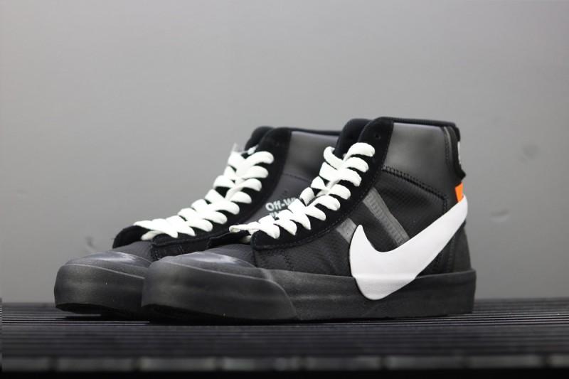 "Off-White™ x Nike Blazer Mid Grim Reaper"" 6"