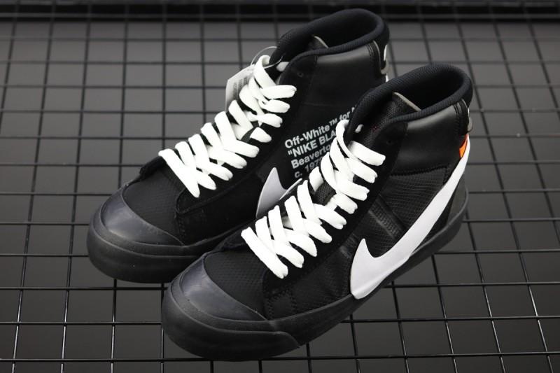 "Off-White™ x Nike Blazer Mid Grim Reaper"" 8"
