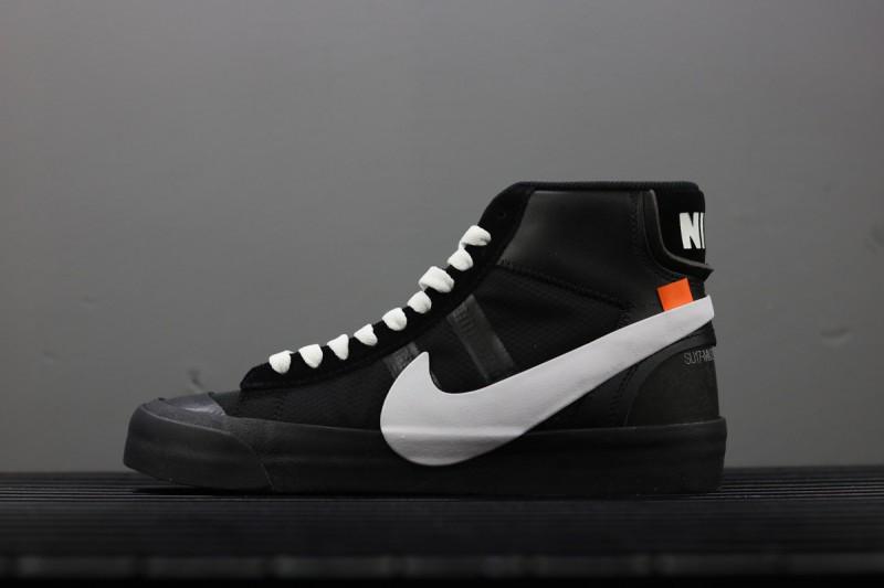 "Off-White™ x Nike Blazer Mid Grim Reaper"" 9"