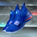 "PlayStation x Nike PG 2.5 ""Blue:Multi-Color"""