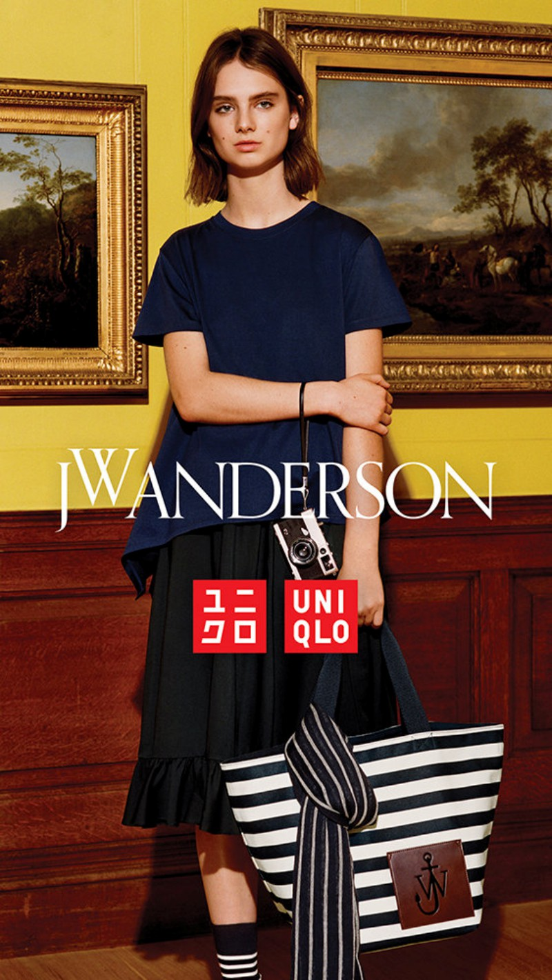 Take Your Upcoming Summer Vacation With Garb From the Uniqlo x JW Anderson Capsule Collection 2