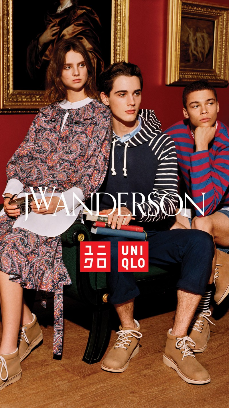 Take Your Upcoming Summer Vacation With Garb From the Uniqlo x JW Anderson Capsule Collection 3