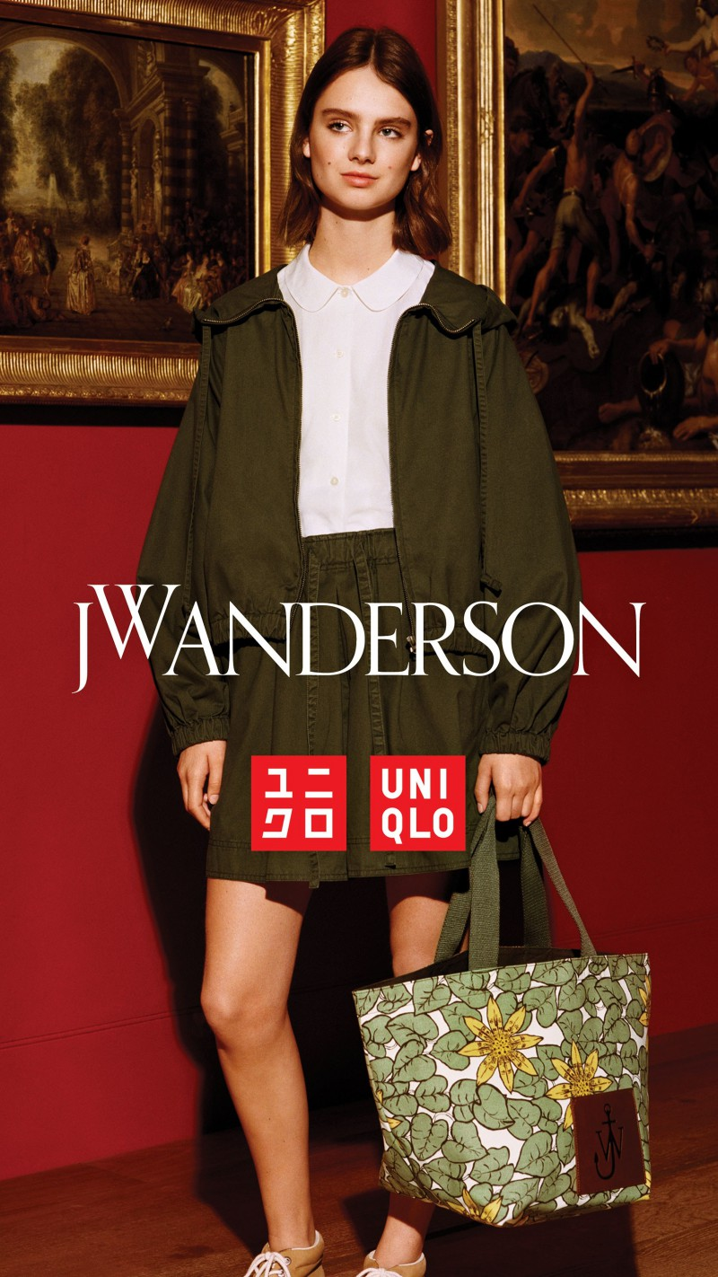 Take Your Upcoming Summer Vacation With Garb From the Uniqlo x JW Anderson Capsule Collection 4