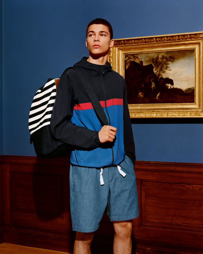 Take Your Upcoming Summer Vacation With Garb From the Uniqlo x JW Anderson Capsule Collection 6