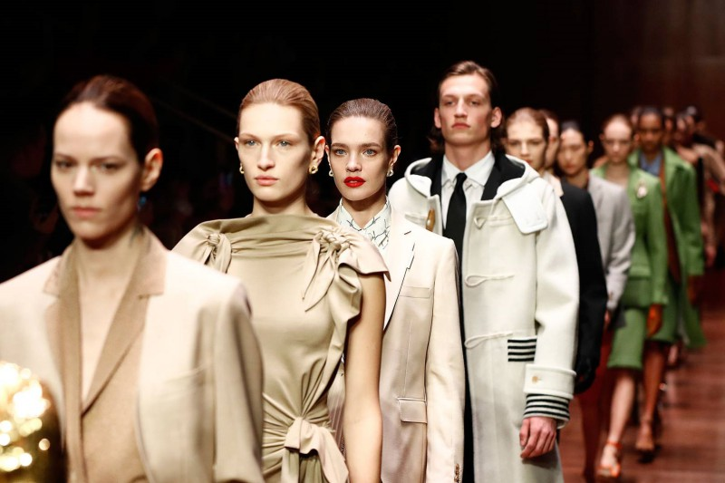 The Best Runway Shows From the London Fashion Week 2